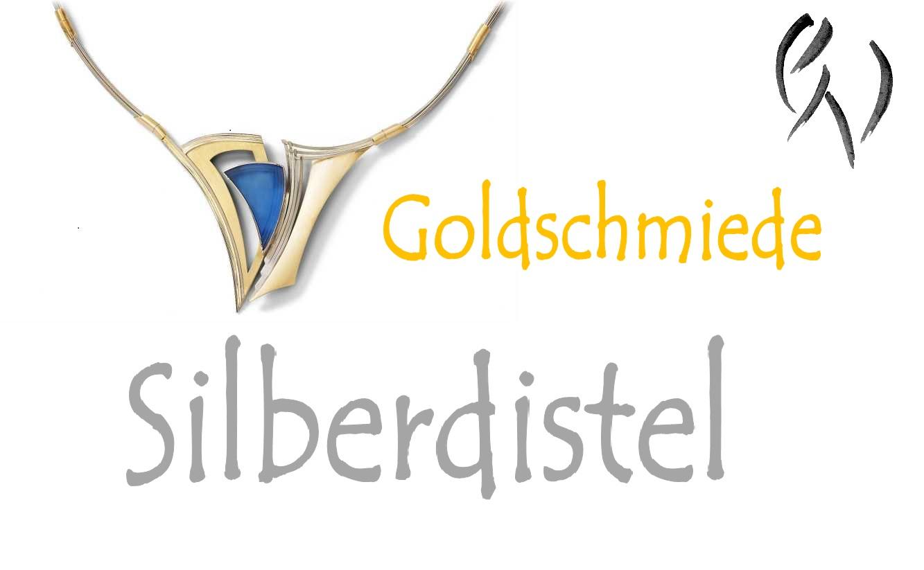 Goldschmiede Silberdistel -Logo