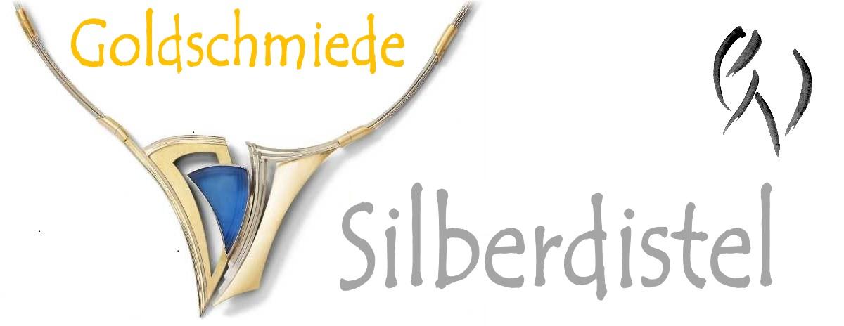 Goldschmiede Silberdistel-Logo